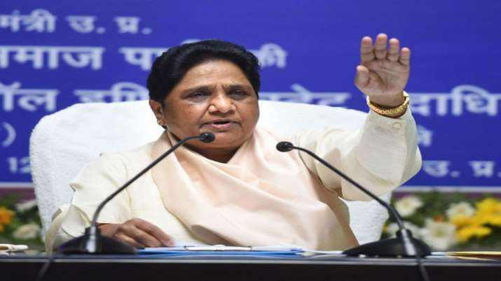 Mayawati appeals Centre to clear doubts on CAA, NRC