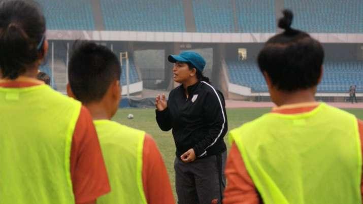 south asian games, india womens football team, india football, india football news, maymol rocky