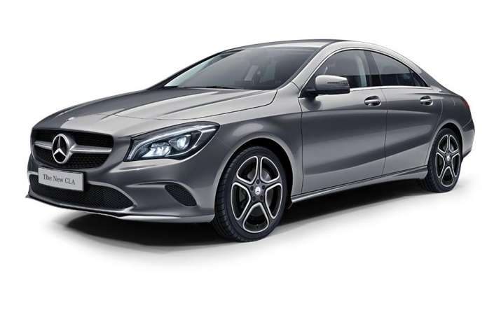 India Tv - Mercedes CLA