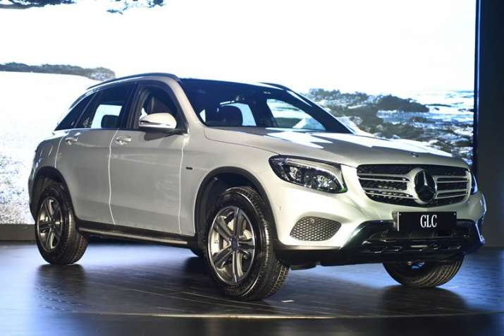 Mercedes launches SUV GLC, price starts at Rs 52.56 lakh