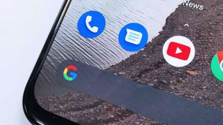 Google sends messages on Android on its own