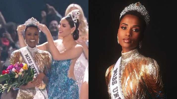 miss universe 2019 Miss Universe 2019 title bagged by South Africa's Zozibini Tunzi, India's Vartika