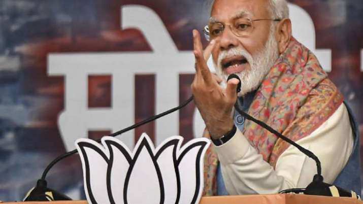 Modi's assertion on NRC signals BJP's intent to put issue on hold for now