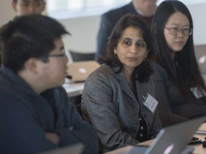 Indian-American named 1st woman Chief Technology Officer of