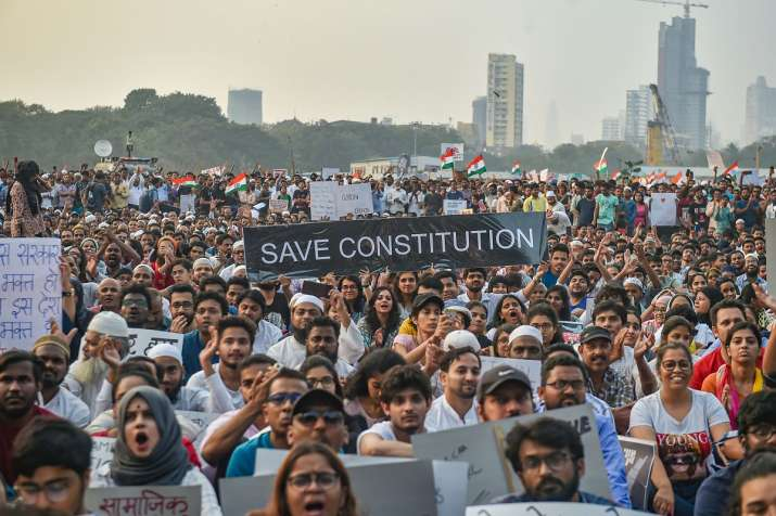 Pro and anti-CAA rallies in Mumbai; peaceful protests held
