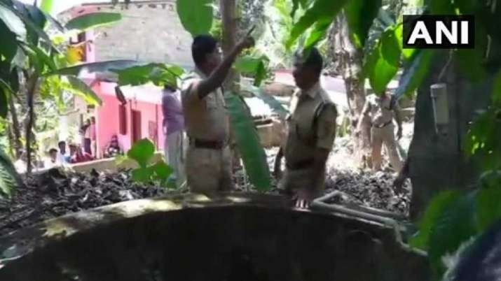Maha: Woman's body found floating in well