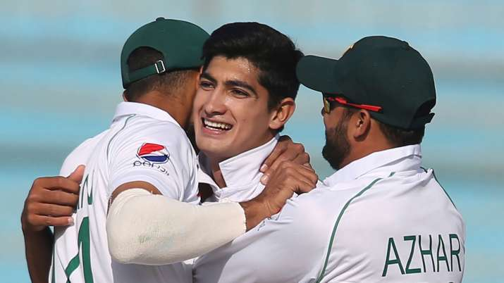 Naseem Shah becomes youngest pacer to pick five-wicket haul in Tests