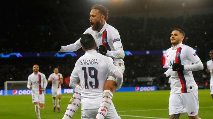 Champions League: Neymar shines as PSG thrash Galatasaray 5-0