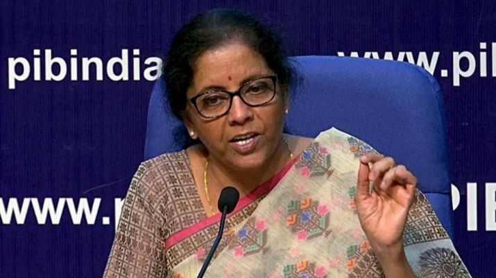 GST compensation due for all states, not just for some: Sitharaman