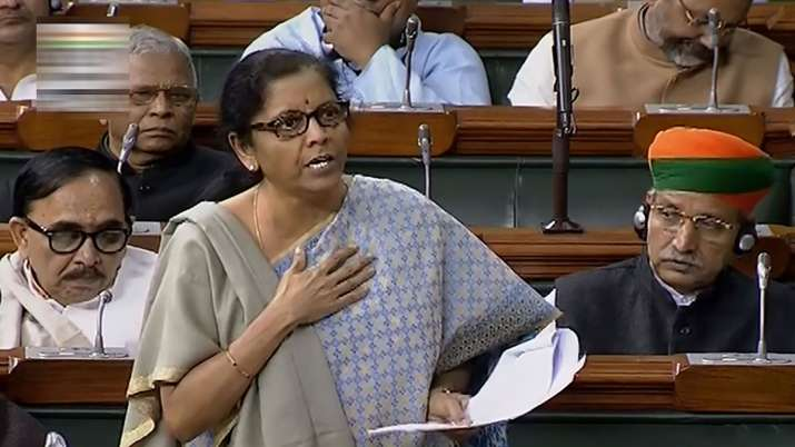 Direct tax collection up 5% till November: Sitharaman