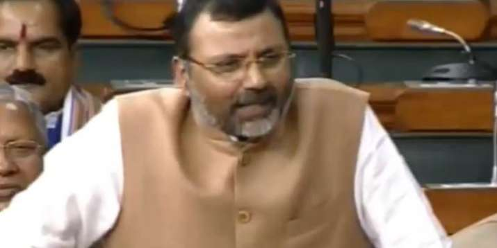 GDP should not be treated as Bible, Ramayan and Mahabharat, says BJP MP Nishikant Dubey