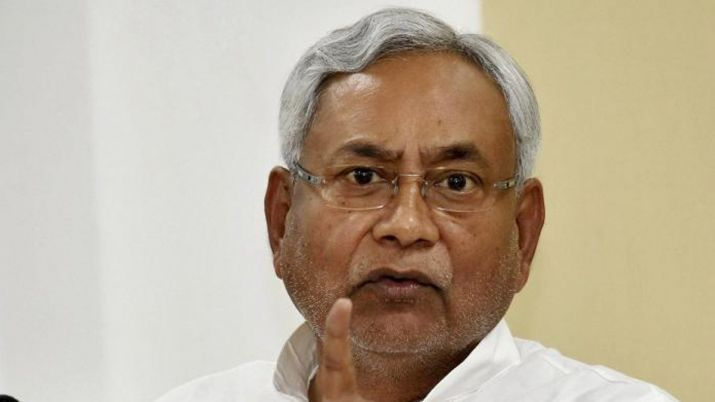 Nitish Kumar/File