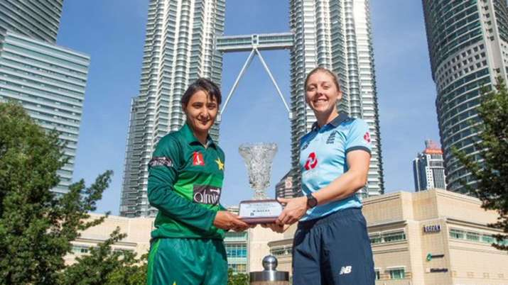 The Pakistan eves would aim to keep their chances alive for