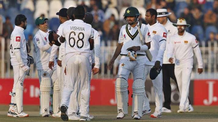 pakistan vs sri lanka abid ali babar azam