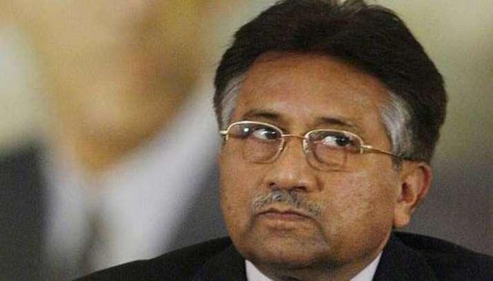 India Tv - Musharraf