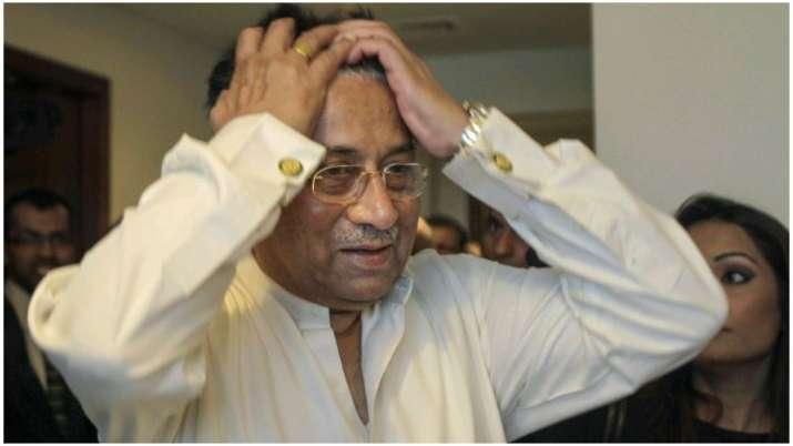 Pervez Musharraf/File Image
