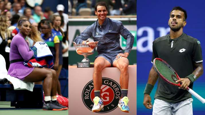 Tennis in 2019: Rafael Nadal stands out, Serena's missed chances, Sumit Nagal on the rise
