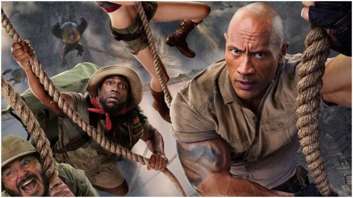 Advance ticket booking for Jumanji: The Next Level starts