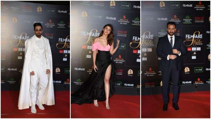 Filmfare Glamour & Style Awards 2019 winners list