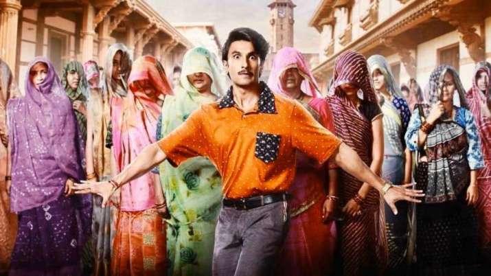 Latest News Jayeshbhai Jordaar: Ranveer Singh looks like perfect Gujrati 'chokro' in the first look