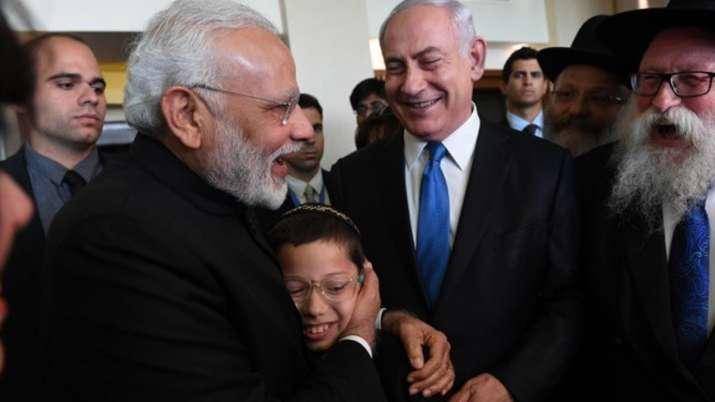PM Modi pens emotional letter to Moshe Tzvi, youngest 26/11 survivor