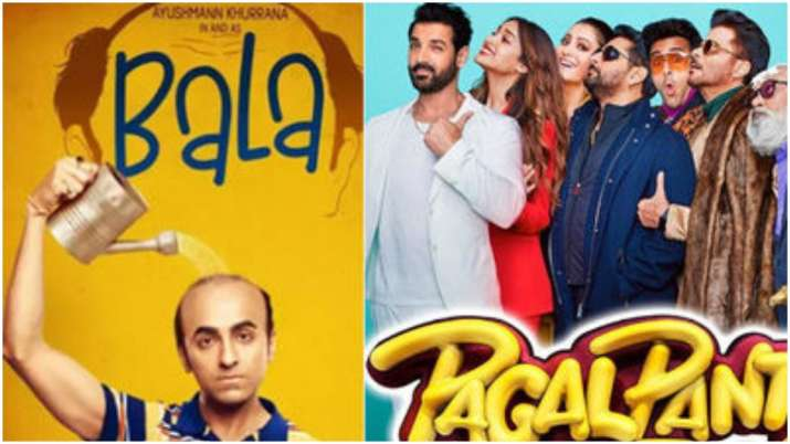 Pagalpanti Box Office Collection Day All need to Know: Bollywood Box Office report card: Bala to Pag