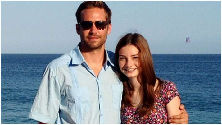 Paul Walker's daughter Meadow wants school for