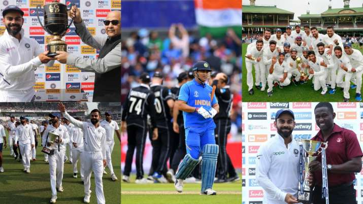 Team India's 2019 in rewind: World Cup heartbreak amid Test cricket domination