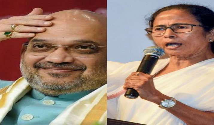 Amit Shah has to douse fire caused by new citizenship law: Mamata