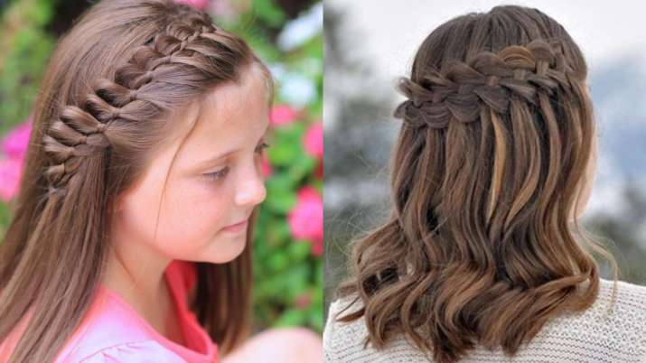 7 Trendy Hairstyles For Schoolgirls Fashion News India Tv