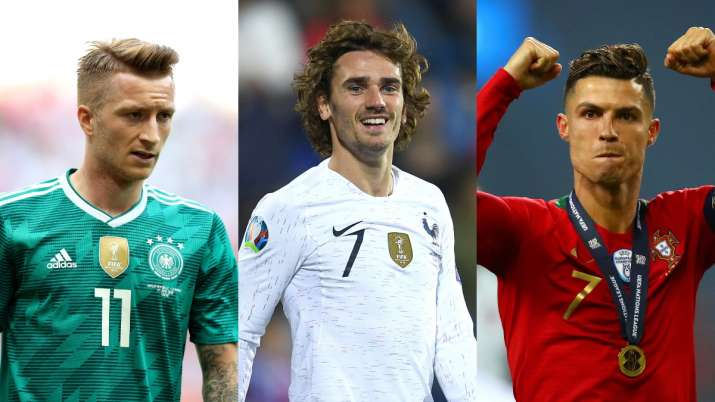Euro 2020: Defending champions Portugal join France and Germany in 'Group of Death'