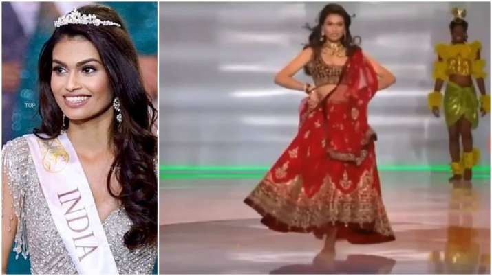 Flaunting ghoomar moves to witty answers, India's Suman Rao lands third spot in Miss World 2019