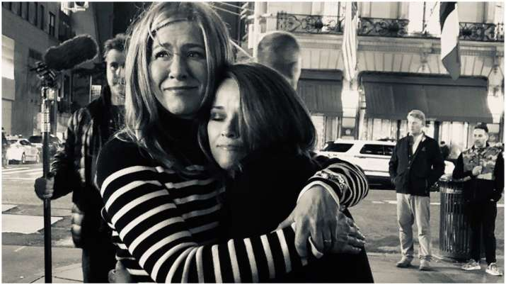 Reese Witherspoon's emotional message for Jennifer Aniston
