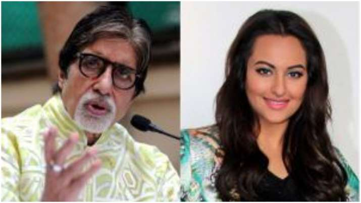 Amitabh Bachchan, Sonakshi Sinha top the most tweeted-about handles of 2019 list