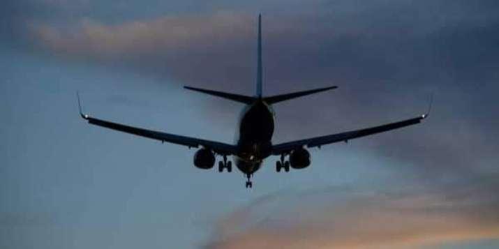 putin's landing