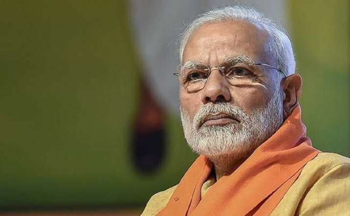 PM Modi chairs first meeting of National Ganga Council in