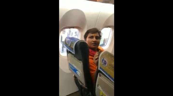 Twitterati flay Pragya Thakur over viral video