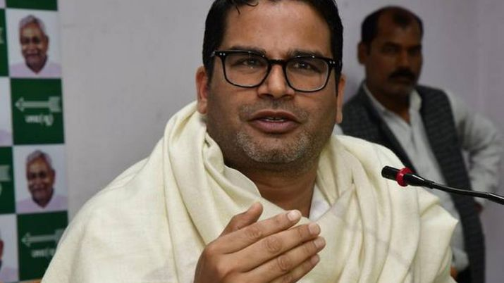 Implement CAA, NRC in chronology that you audaciously announced: Prashnat Kishore dares Amit Shah