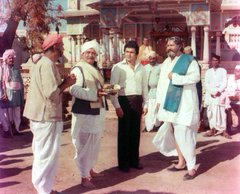 India Tv - Raj Kapoor's vision was translated onto the silver screen with great help from the entire team of 'Prem Rog'.