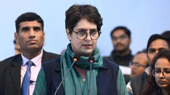 No breach in Priyanka Gandhi's security: CRPF