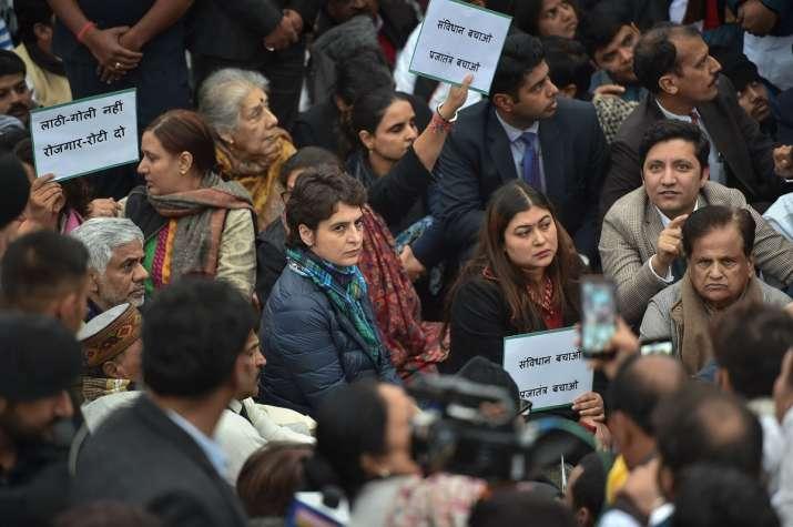 Beating students at Jamia attack on India's soul: Priyanka