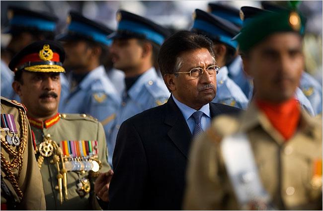 How Pervez Musharraf's death penalty sega began 20 years