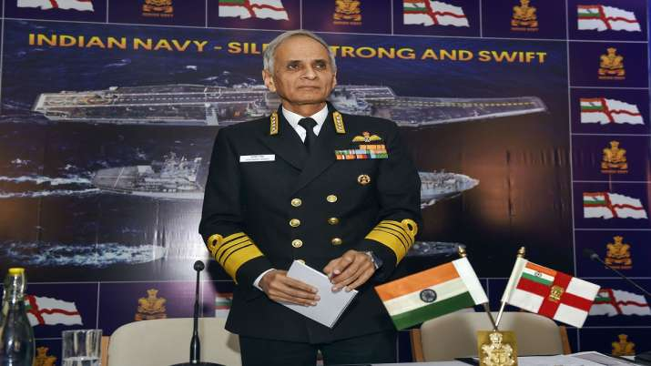 Chinese ship tried entering Indian waters without