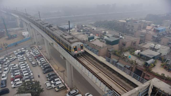 delhi metro stations closed, dmrc, metro stations closed in delhi, Central Secretariat, Udyog Bhawan