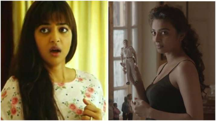Radhika Apte reveals she started getting offers for adult comedies after 'Badlapur' and 'Ahalya'