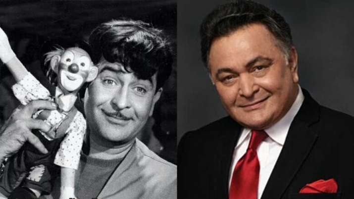 Rishi Kapoor remembers father Raj Kapoor on birthday through heartfelt post