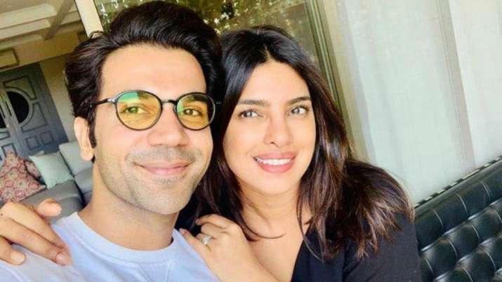 Rajkummar Rao calls Priyanka Chopra a full-on 'Desi Girl'