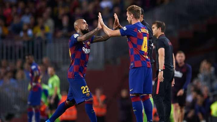 La Liga: Futures of Ivan Rakitic and Arturo Vidal up in air at Barcelona