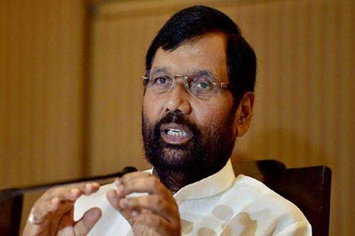 Case filed against Paswan over onion price rise