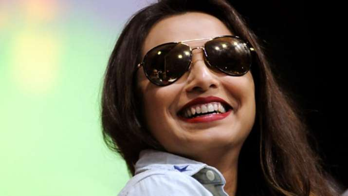 Rani Mukherji reveals there's a thin line between being responsible and satisfying creative juices a